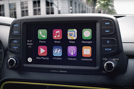 Infotainment Android Auto, Apple Car Play