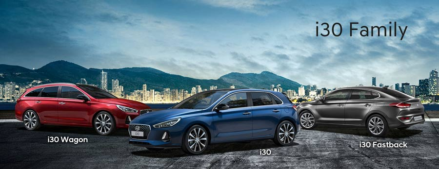 Kинейки Hyundai i30 по специальной цене в автоцентре Паритет