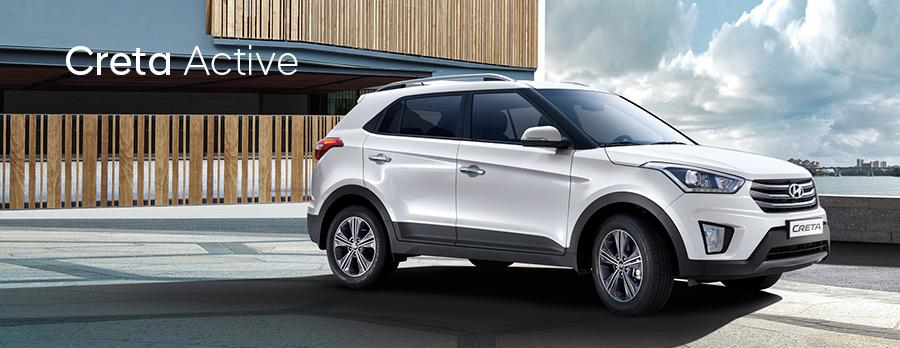 Hyundai Creta по специальной цене в автоцентре «Паритет»